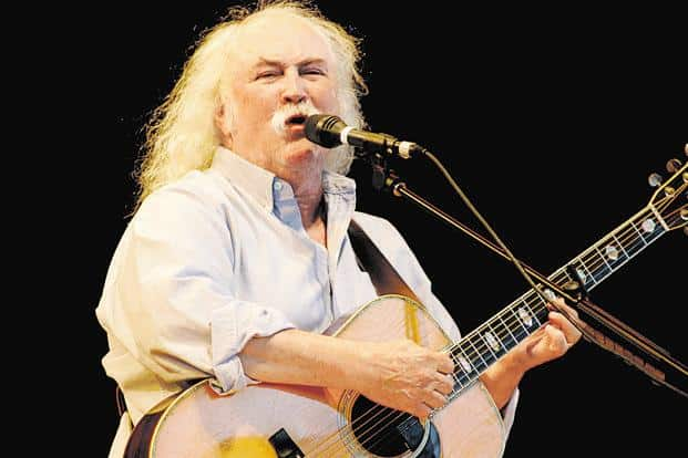 7c2b7d35495 ... David Crosby performing in West Palm Beach