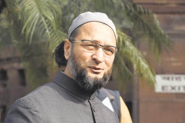 A file photo of AIMIM chief Asaduddin Owaisi. Photo: Hindustan Times
