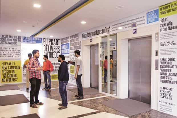 Apart from being the largest-ever deal for Indian startups, Walmart's Flipkart share buyback is the biggest wealth creation event in Bengaluru after the historic listing of Infosys in the late 1990s. Photo: Bloomberg