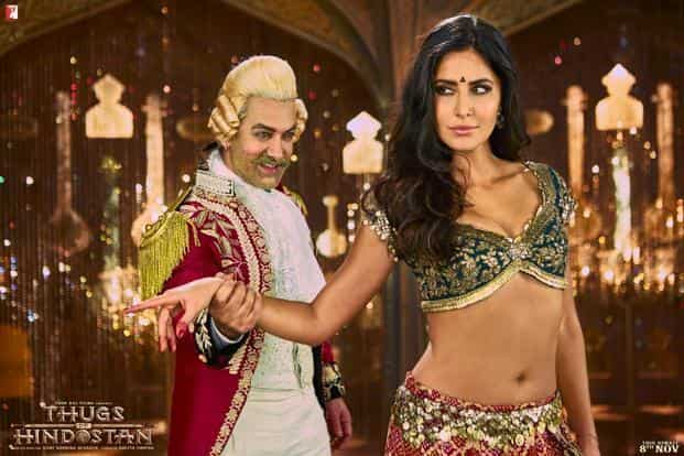 Thugs of Hindostan makes for Bollywood's dullest Diwali