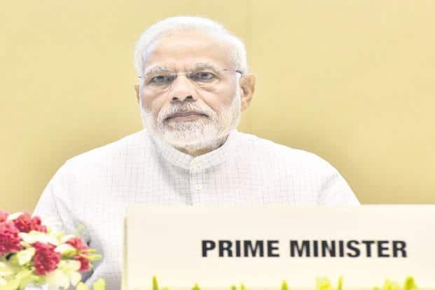 Prime Minister Narendra Modi. Photo: Hindustan Times
