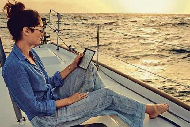 The Kindle has become the default choice for most readers who find reading on phones distracting.