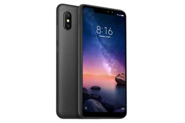 the best attitude 90399 3d5be Redmi Note 6 Pro will be sold on Flipkart on 23 November