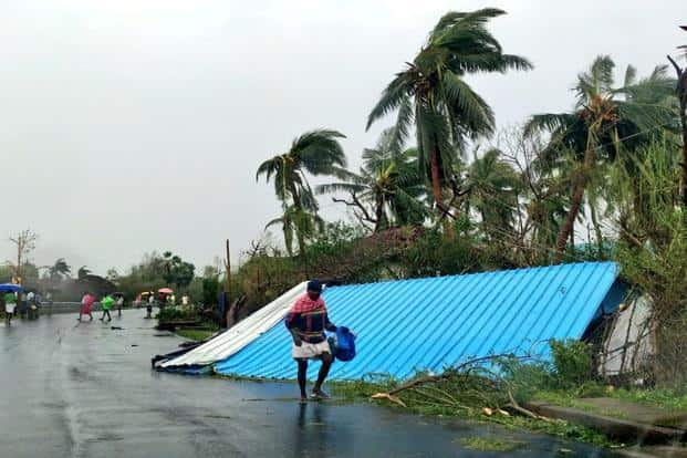 Cyclone Gaja: Several villages in Tamil Nadu yet to get food