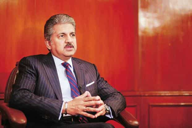 Mahindra group chairman Anand Mahindra along with other executives of the group and Scoot Networks CEO Michael Keating met ministers in the Centre and Delhi government to explore the possibility of bringing shared electric kick scooters here. File photo: Pradeep Gaur/Mint
