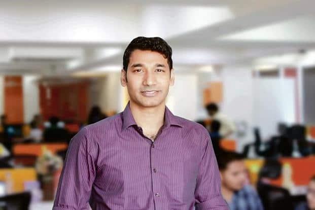 Vedantu co-founder Vamsi Krishna.
