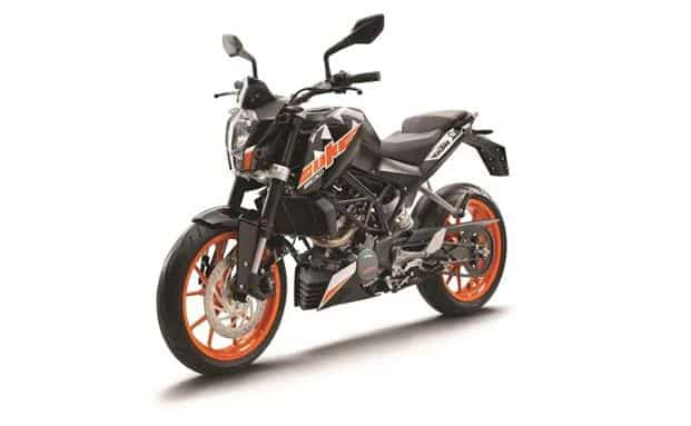 KTM is the largest motorcycle brand in the Europe. Photo: KTM