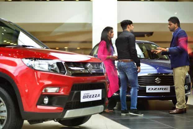 The interest rate on used car loans is higher than that for new cars. Photo: HT