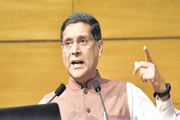 Former chief economic adviser Arvind Subramanian. Photo: PTI