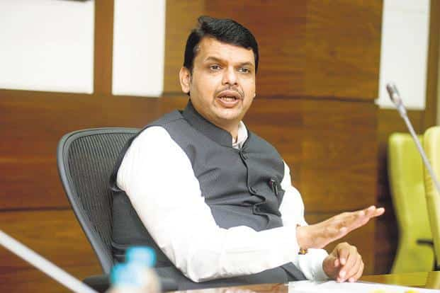 Maharashtra CM Devendra Fadnavis said the entire (land acquisition) process has been stayed. The state government has not acquired any land. Photo: Mint