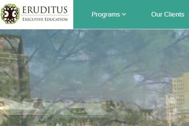 Eruditus's courses cost $5,000-40,000, according to the company's website.