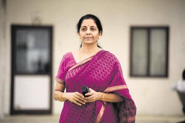 Defence minister Nirmala Sitharaman. Photo: Pradeep Gaur/Mint
