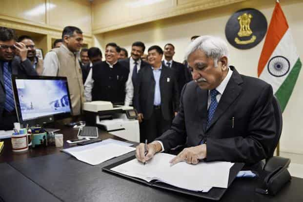Who Is Sunil Arora The New Chief Election Commissioner