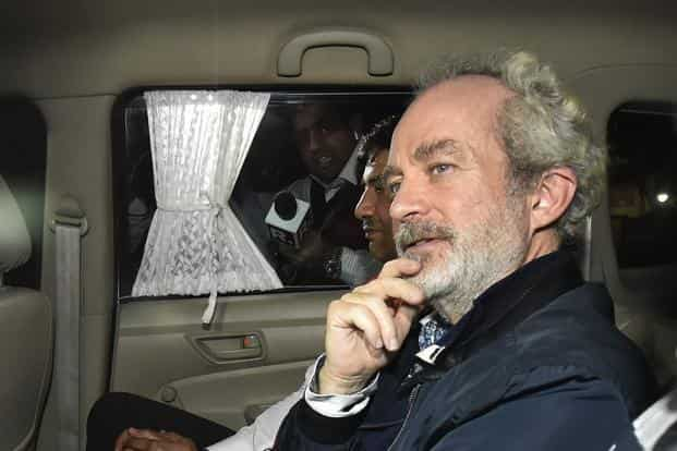 Christian Michel is being brought to India from the UAE, CBI officials said. Photo: PTI