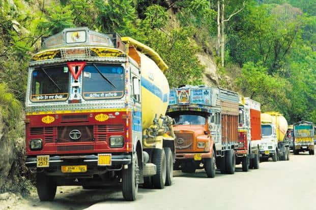 ... Commercial vehicle sales of all major players, including Ashok Leyland, Tata Motors, Eicher