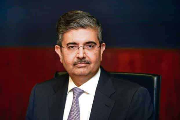 On the small businesses sector, Uday Kotak pitched for more focus saying the sector is impacted. Photo: Abhijit Bhatlekar/Mint