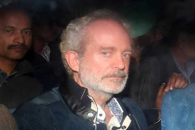 CBI says AgustaWestland scam middleman Christian Michel was not cooperating with the investigation process. Photo: PTI