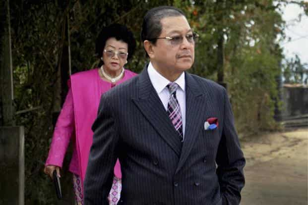 b492f695cfb ... Lal Thanhawla was elected to the Mizoram legislature for the first time  in 1978 as an