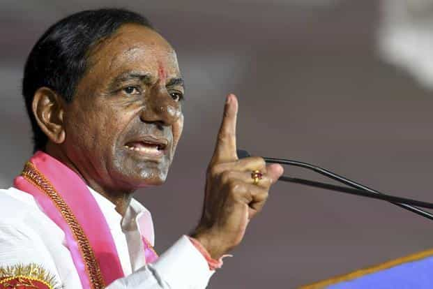 Telangana Election Results: K Chandrasekhar Rao won from Gajwel seat Photo: AP
