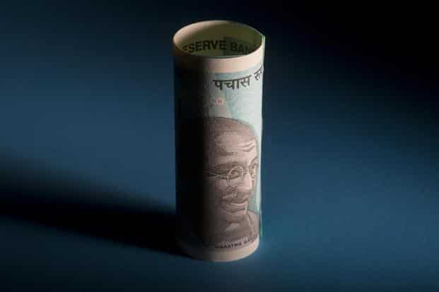 Bank of America Merrill Lynch is also predicting short-term weakness for the rupee. Photo: Bloomberg