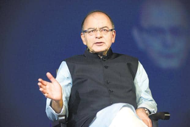 Finance minister Arun Jaitley. Photo: Abhijit Bhatlekar/Mint