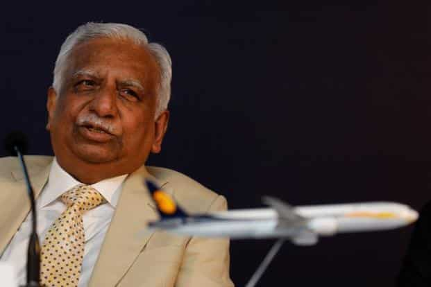 Naresh Goyal and his wife set up Jet Airways at a time when state-run Air India was the only real formidable opponent. Photo: Reuters