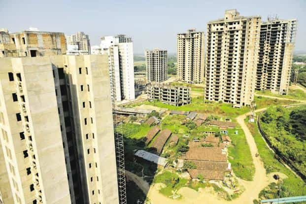In last few months, plotted development projects have sold well even as apartments have struggled to find takers. Photo: Mint