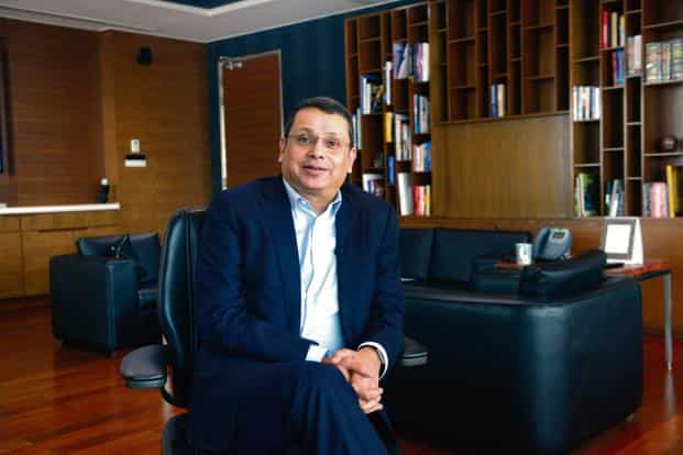 Uday Shankar photographed at his office in Mumbai. Photo: Abhijit Bhatlekar/Mint