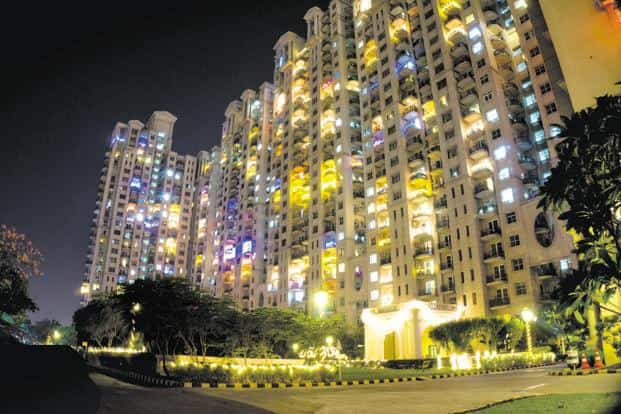 The bigger the city, the smaller is your Rs 1 crore house. Photo: iStock