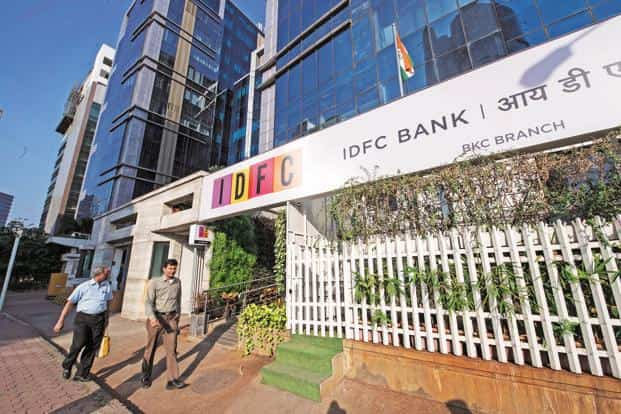 As part of the merger agreement, shareholders will receive 139 shares of IDFC Bank for each 10 shares held of Warburg Pincus-backed Capital First. Photo: Aniruddha Chowdhury/Mint