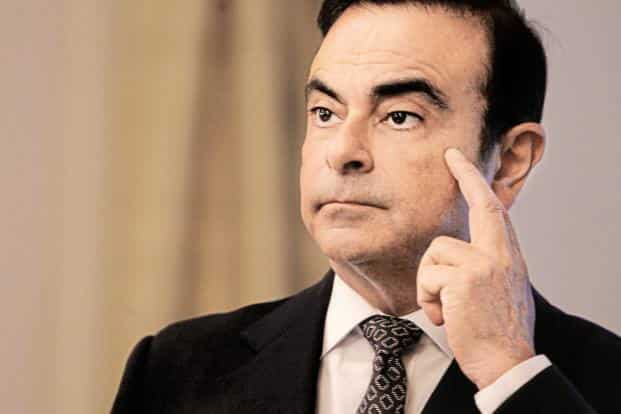 Carlos Ghosn was initially arrested on November 19 for allegedly understating his income by about half over a five-year period from 2010