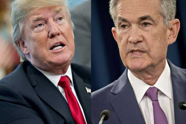 US President Donald Trump has talked privately about firing Powell many times in the past few days, said two of the people. Photo: Bloomberg