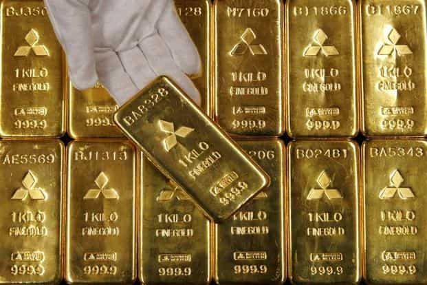Gold prices have climbed more than 2% in December, on pace for the biggest monthly gain since August 2017. Photo: Reuters