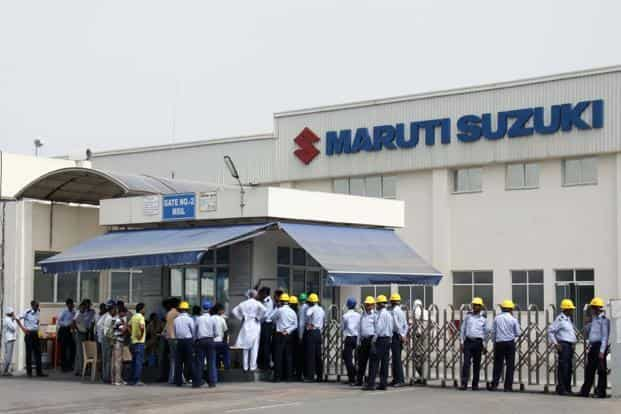 Image result for maruti company plant