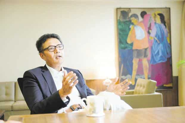 Ever since Varun Berry took over as Britannia MD in April 2014, the focus has very sharply been on introducing new products and categories. Photo: Mint