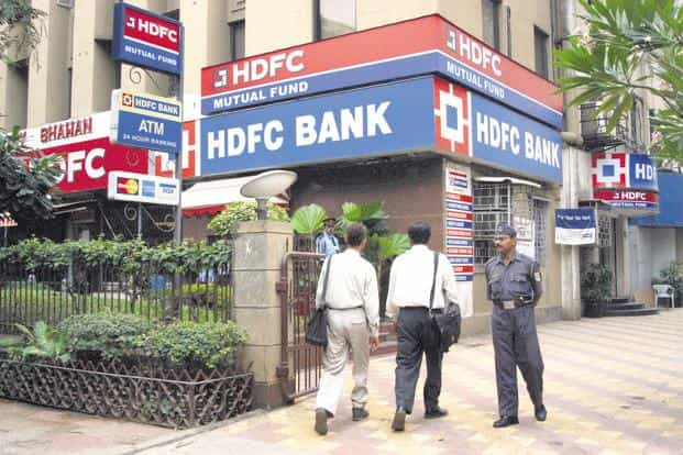 HDFC Bank with a market capitalisation of Rs5,72,754.19 crore is the country's third most valuable firm after TCS (Rs7,16,499.10 crore) and RIL (Rs7,09,918.93 crore). Photo: Bloomberg