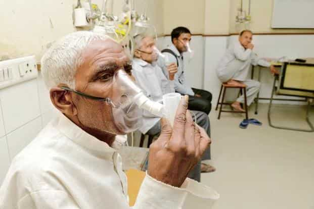 Many states have been providing food packets to TB patients but it is not proving to be cost effective. Ramesh Pathania/Mint
