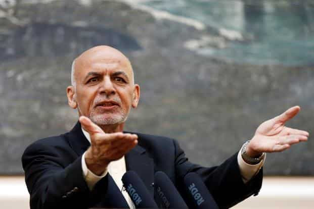 Afghanistan President Ashraf Ghani had previously insisted that the election would go ahead on time but Shahhussain Murtazawi, a spokesman for the presidential palace said the government welcomed the decision by the IEC. File Photo: Reuters