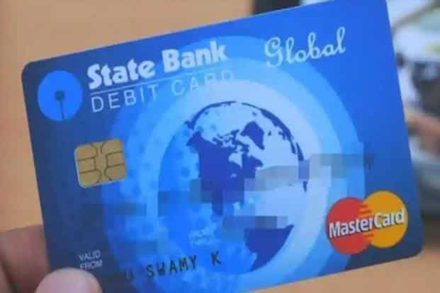Image result for sbi atm card