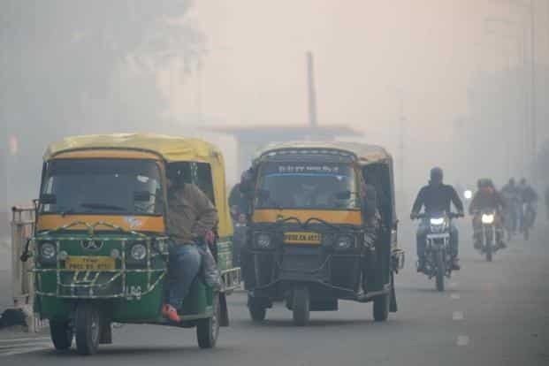 As the New Year brings in both lethal air and hopes for greater action on air quality in North India, data for 2018 shows that several Indian cities had worse levels of air pollution in 2018 than the worst in the world. Photo: AFP