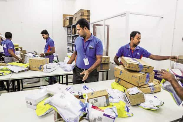 Flipkart in a statement said it continues to work with many reputed local third-party vendors who support in temporary staffing solutions to cater to festive demands. Photo: Bloomberg