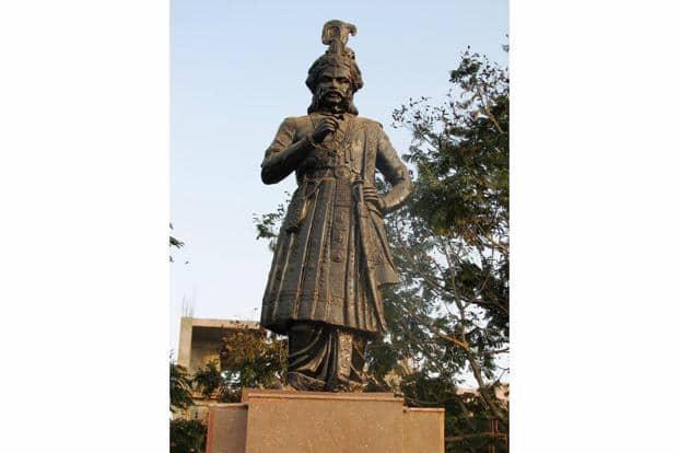 Krishnadeva Raya presided over the golden age of the Vijayanagar empire, from 1509-1529. Photo: Wikimedia Commons