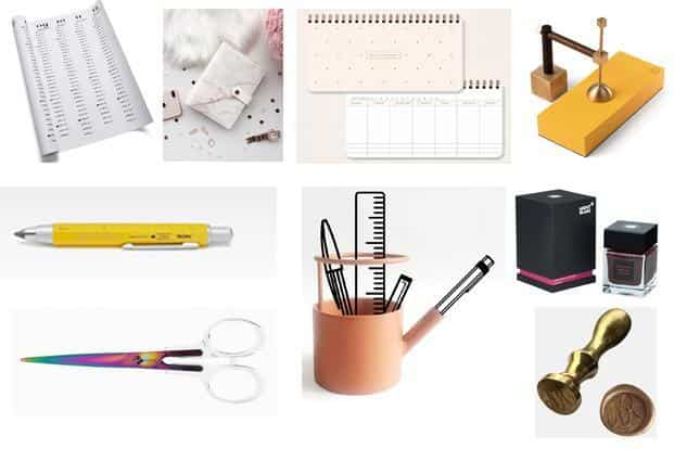 Here is all the stationery you need to get organized in 2019.