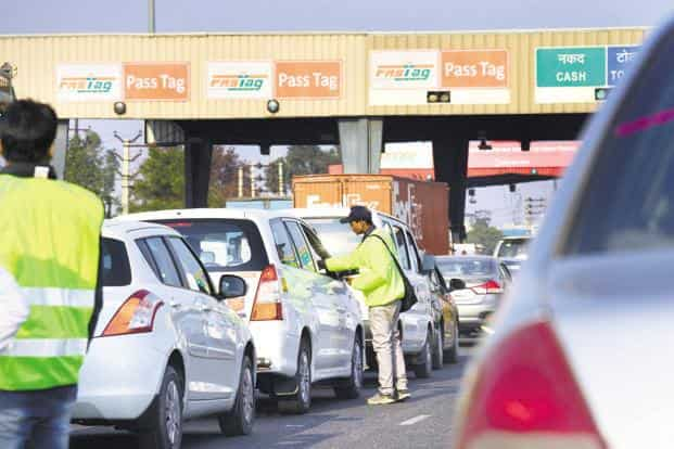 NHAI is working on various plans to make FASTags a base for transactions to buy petrol and pay parking fees, chairman Sanjeev Ranjan. Photo: Ramesh Pathania/Mint