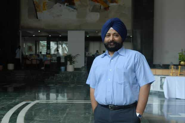 Amandeep Chopra, head of fixed income at UTI Asset Management Co. Photo: Mint