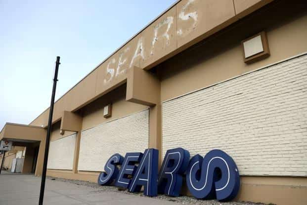 Should Sears liquidate, it would be the most high-profile casualty due to the onslaught of online retail. Photo: Reuters