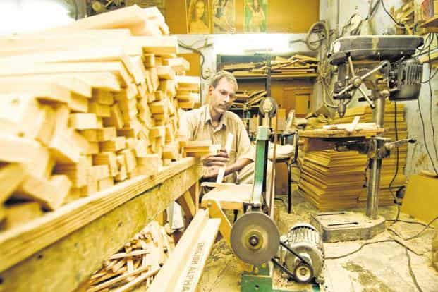 SMEs contribute about 30% to the Indian economy and provide employment to over 111 million people, but despite this importance, India's small firms are starved of funds. Photo: Ramesh Pathania/Mint