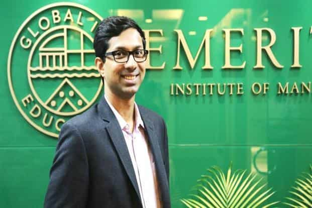 Founded in 2010 by Chaitanya Kalipatnapu and Ashwin Damera (in photo), Eruditus has tied up with recognized foreign universities, including Columbia University, MIT and Harvard Business School.