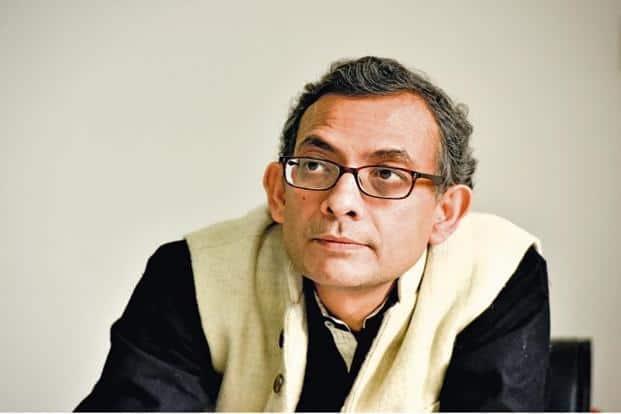Massachusetts Institute of Technology economist Abhijit Banerjee. Photo: Saumya Khandelwal/HT