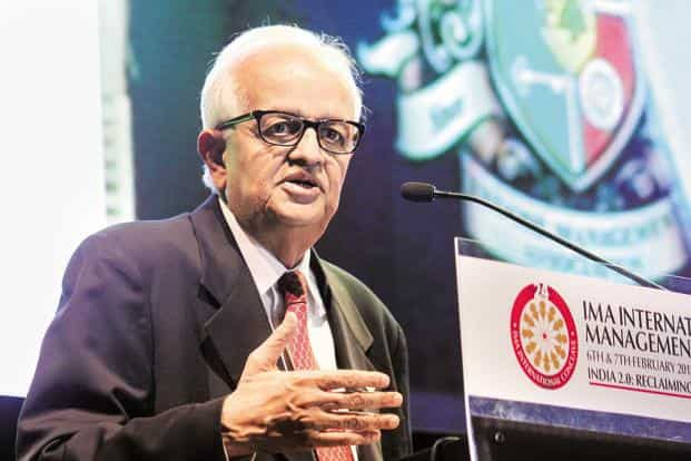 Bimal Jalan was the RBI governor from 1997 to 2003. Photo: HT